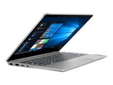 """Lenovo ThinkBook 13s-IML 20RR - Core i5 10210U / 1.6 GHz - Win 10 Pro 64-bit - 8 GB RAM - 256 GB SSD NVMe - 13.3"""" IPS 1920 x 1080 (Full HD) - UHD Graphics - Wi-Fi, Bluetooth - mineral gray - kbd: US (20RR0033US)"""