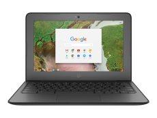 """HP Chromebook 11 G6 - Education Edition - Celeron N3350 / 1.1 GHz - Chrome OS - 4 GB RAM - 16 GB eMMC - 11.6"""" 1366 x 768 (HD) - HD Graphics 500 - Wi-Fi, Bluetooth(3NU57UT#ABA)"""