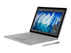 Microsoft Surface Book with Performance Base - Tablet - with detachable keyboard - Core i7 6600U / 2.6 GHz - Win 10 Pro 64-bit - 16 GB RAM (96D-00001)