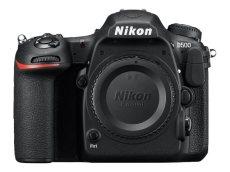Nikon D500 - Digital camera - SLR - 20.9 MP - APS-C - 4K / 30 fps - body only - Wi-Fi, NFC, Bluetooth (D500)