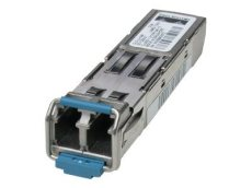 Cisco - SFP (mini-GBIC) transceiver module - Gigabit Ethernet (GLC-LH-SMD=)