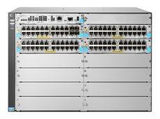 Aruba 5412R 92GT PoE+ / 4SFP+ (No PSU) v3 zl2 - switch - 92 ports - managed - rack-mountable (JL001A )