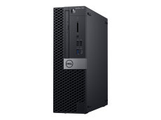 Dell OP7060SFFXP0PY OptiPlex 7060 SFF Desktop Computer with Intel Core i5-8500 3 GHz Hexa-core, 8GB RAM, 256GB SSD (OP7060SFFXP0PY)