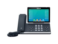 Yealink SIP-T57W - VoIP phone - with Bluetooth interface with caller ID - IEEE 802.11a/b/g/n/ac (Wi-Fi) / Bluetooth 4.2 - SIP, SIP v2, SRTP - classic gray (SIP-T57W)