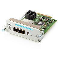 HPE - expansion module - 2 ports (J9731A)