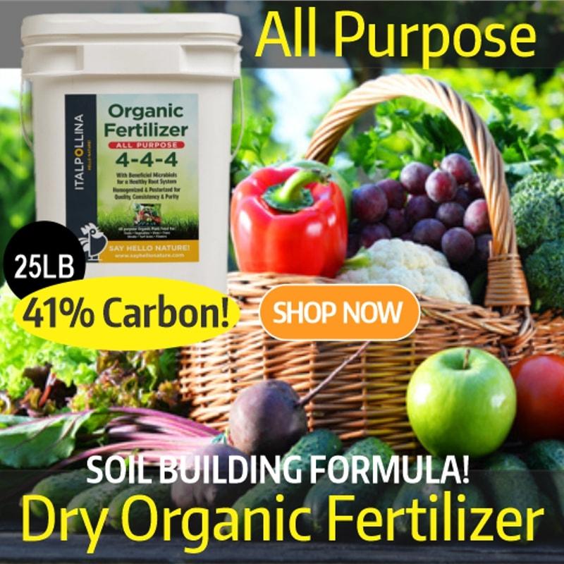 Shop our Premium organic fertilizer manufactured by Italpollina