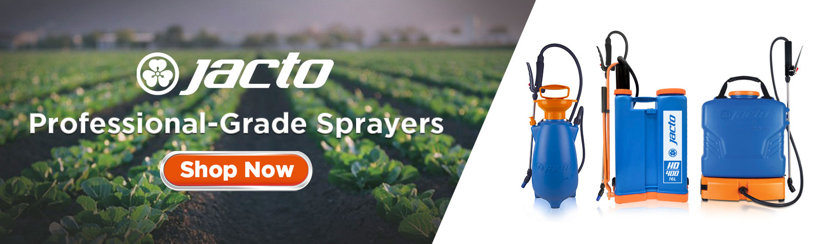 Shop our line of Professional Jacto Sprayers