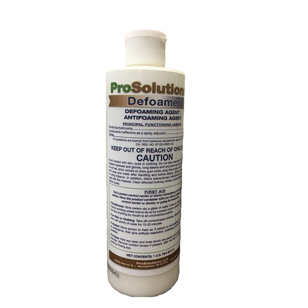 ProSolutions Defoamer: Defoaming Agent/Antifoaming Agent 1 Pint