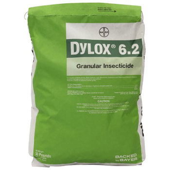 Dylox 6.2 Granular White Grub Insecticide