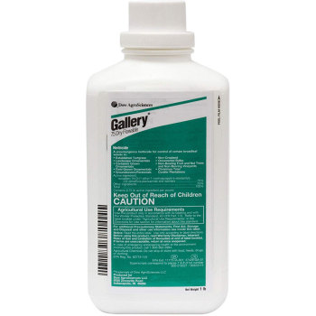 Gallery 75 Df Specialty Herbicide Isoxaben 75%