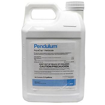 Pendulum Aqua Cap 2.5 gal Pre-Emergent Herbicide