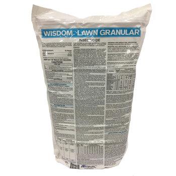 Wisdom Lawn Granular 25 lb (0.2% Bifenthrin)