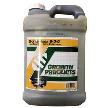 Growth Products X-Xtra Iron 9% (6-0-0) - 2.5 Gallon Jug