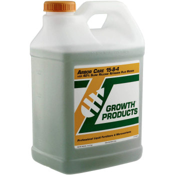 Arbor Care 15-8-4, 2.5 Galllon.   Soil Injection For Deciduous And Evergreen Trees