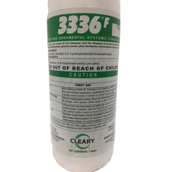 Cleary 3336F Fungicide. 1 Quart