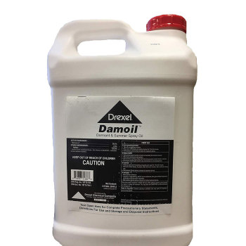 Damoil Dormant and Summer Spray Oil 2.5 Gallon