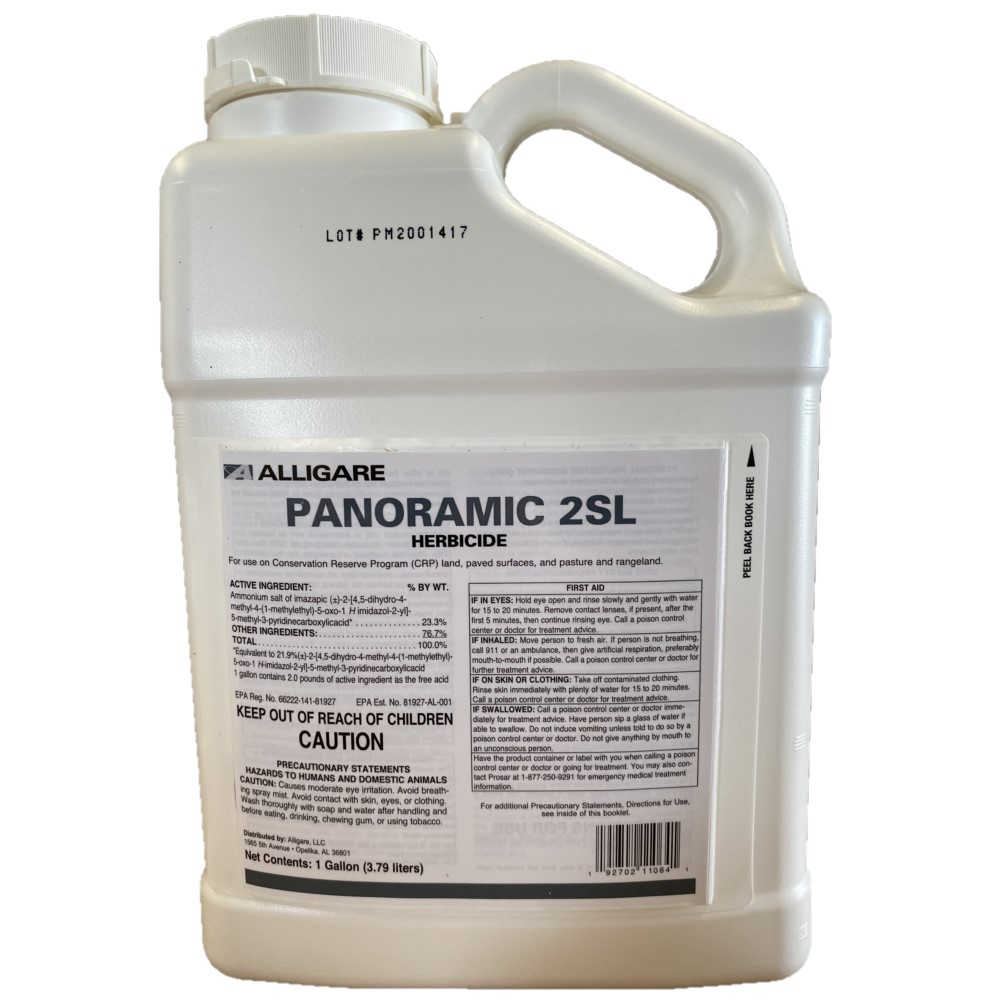 Panoramic 2SL 1 Gallon (Compare to Plateau)