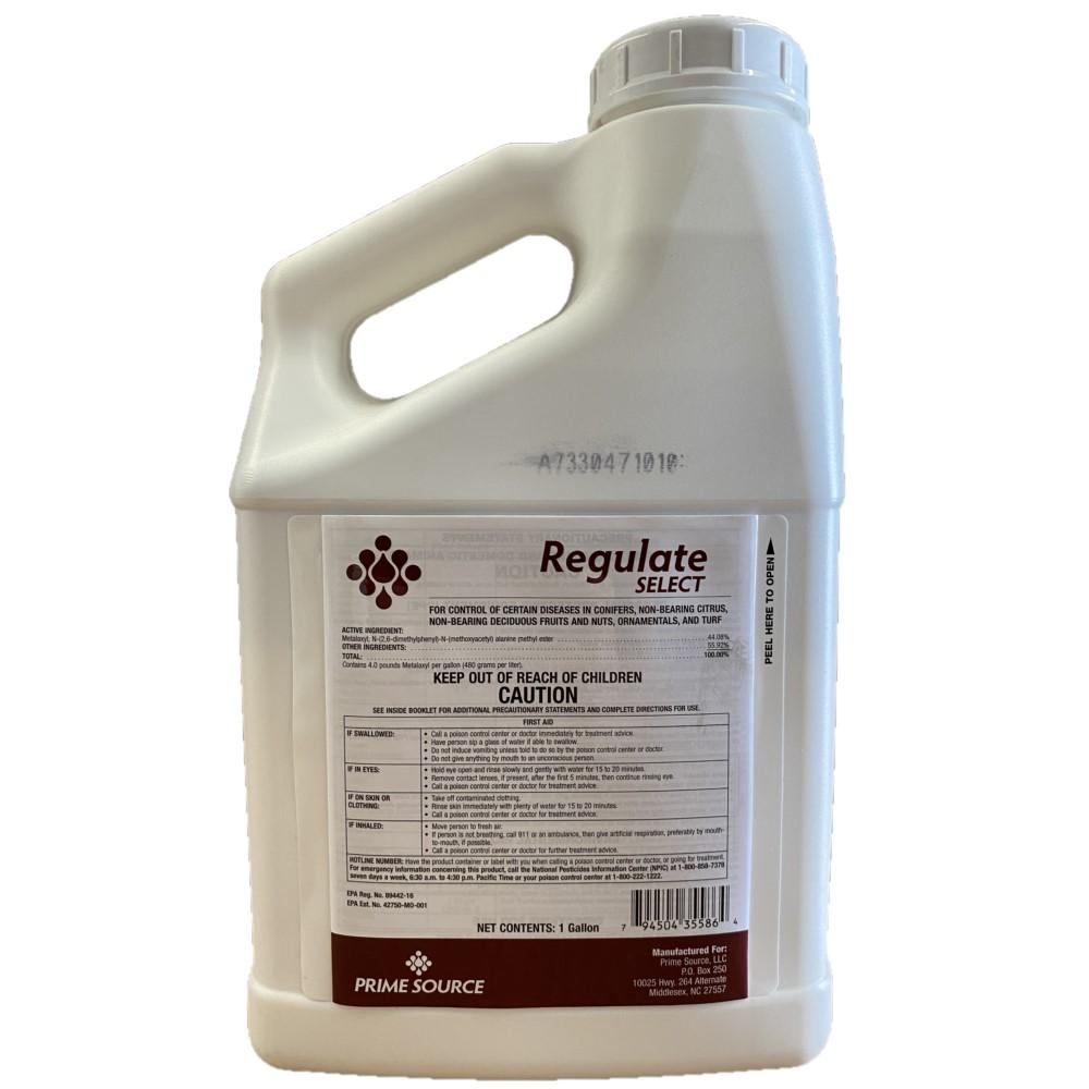Regulate Select, 1 Gallon Metalaxyl (Compare To Subdue Maxx)