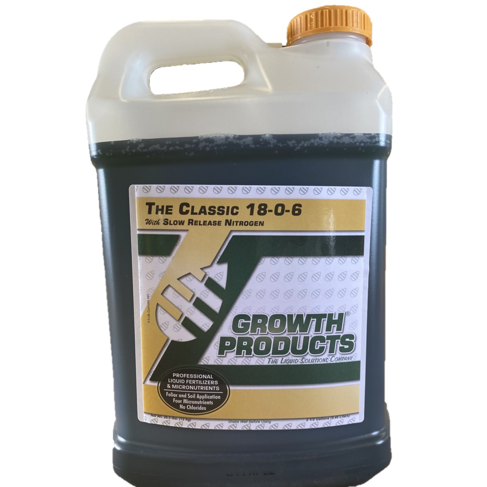 18-0-6 The Classic Liquid Fertilizer