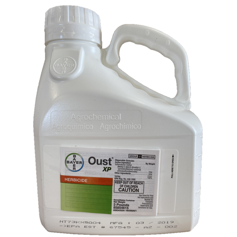 Oust XP Broad Spectrum Herbicide for Bareground Control 3 lbs