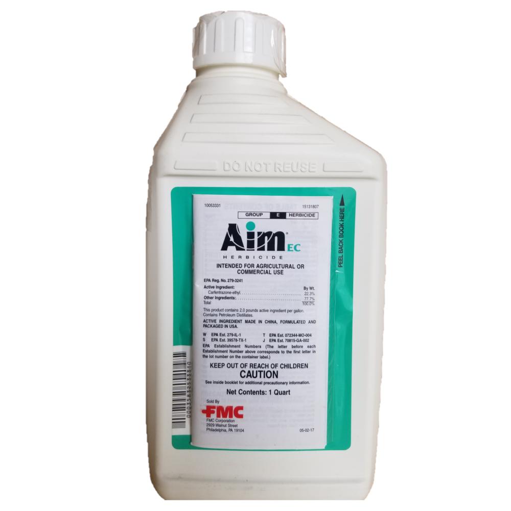 Aim EC Herbicide Weed Killer - 1 Qt.