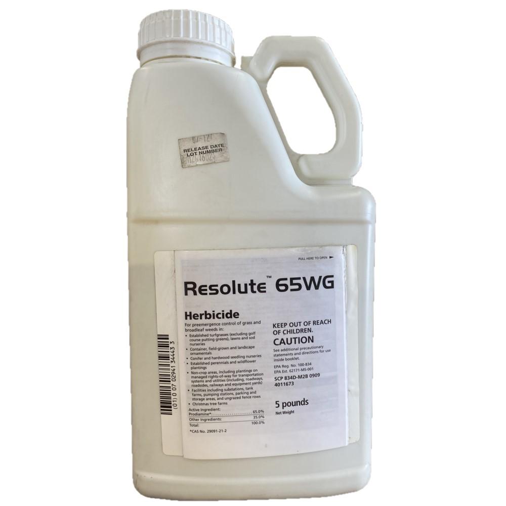 Resolute 65 WG 5 Lbs (Generic Barricade, Prodiamine)