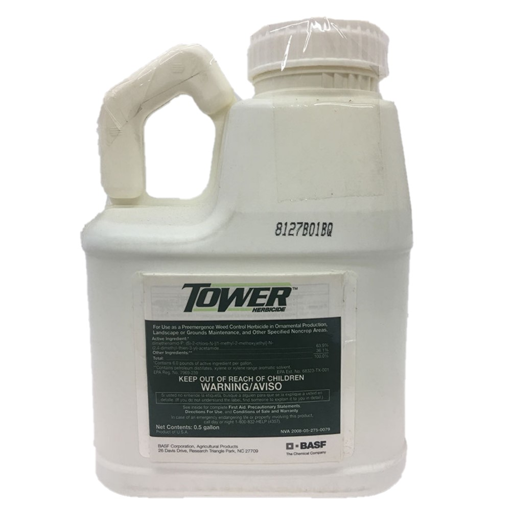 Tower Pre-Emergent Herbicide - 0.5 Gallon