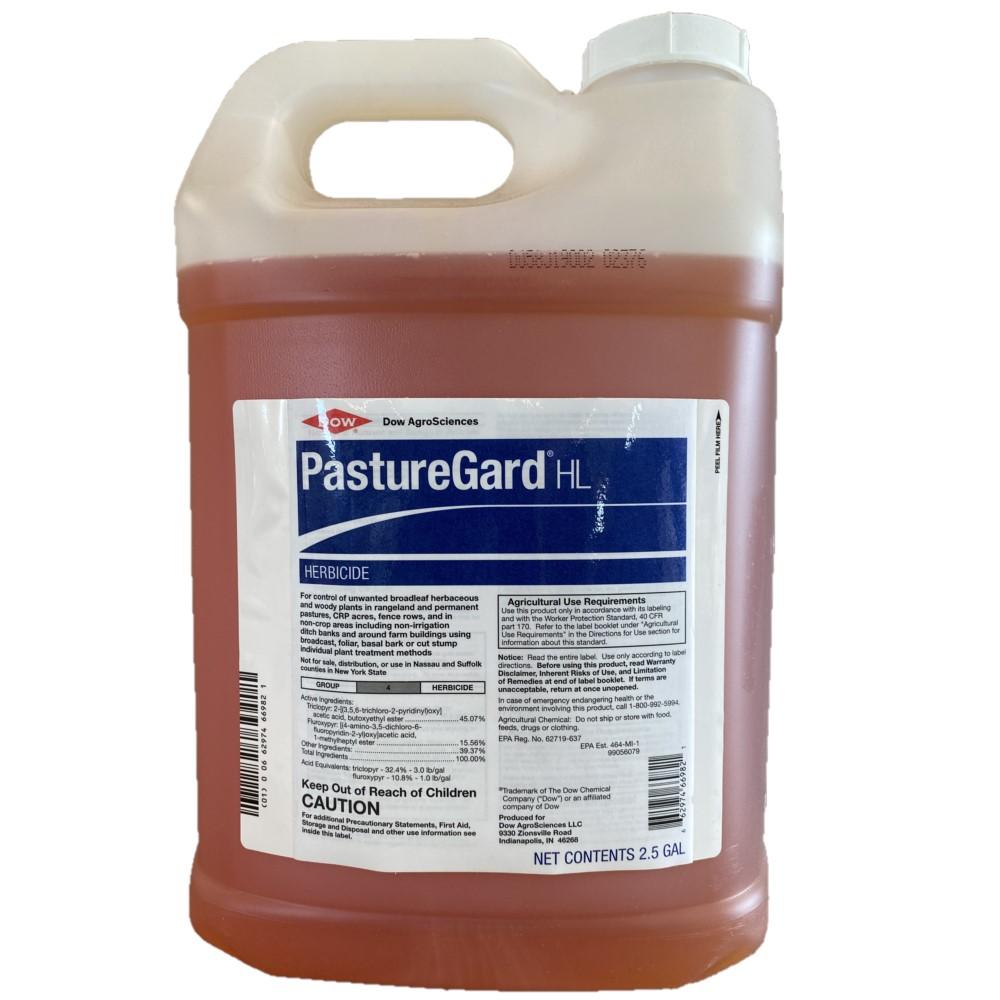 PastureGard HL Herbicide for Broadleaf and Woody Plant Control