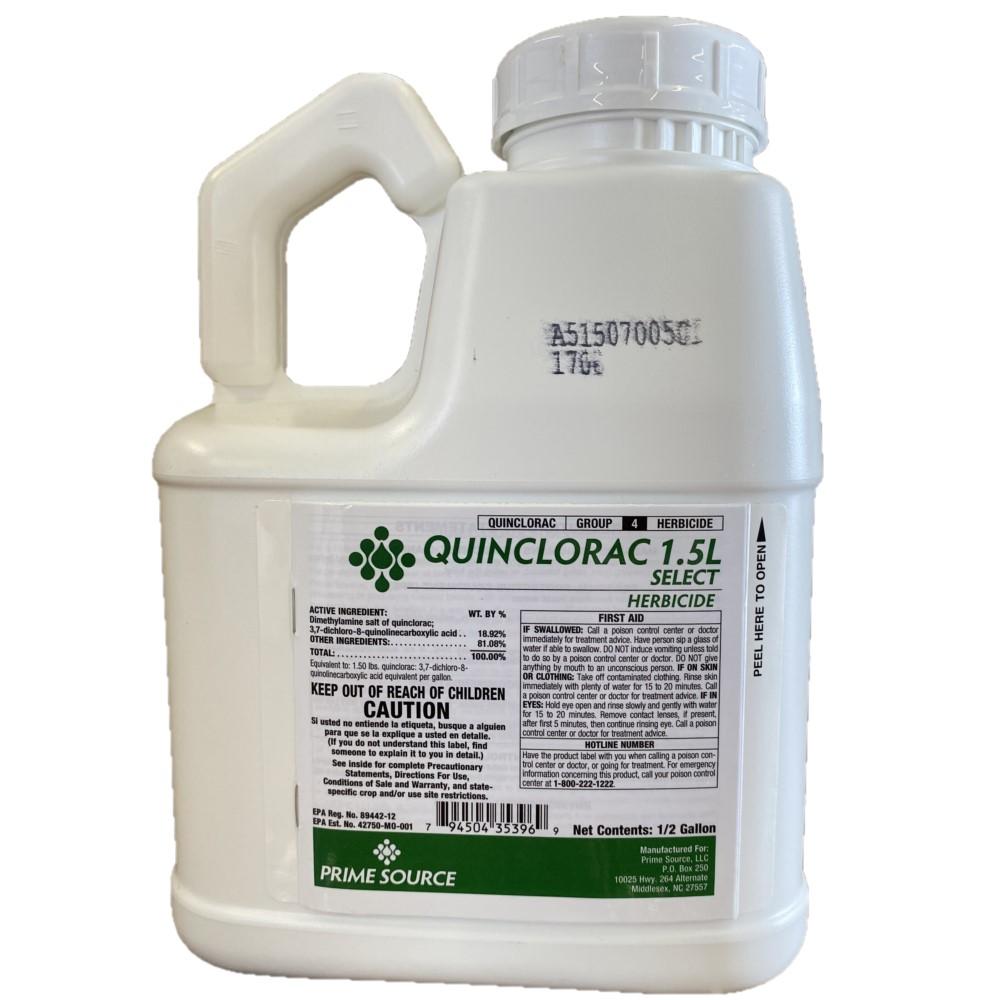 Quinclorac 1.5 Select (Drive XLR8) Liquid Crabgrass Killer