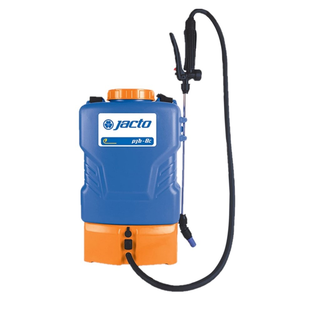 Jacto PJB-8c Backpack Sprayer, Blue