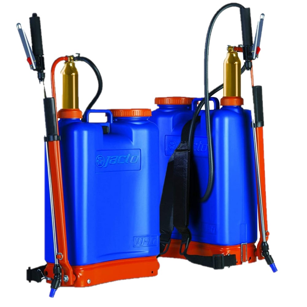Jacto PJ16 Backpack Sprayer, Blue