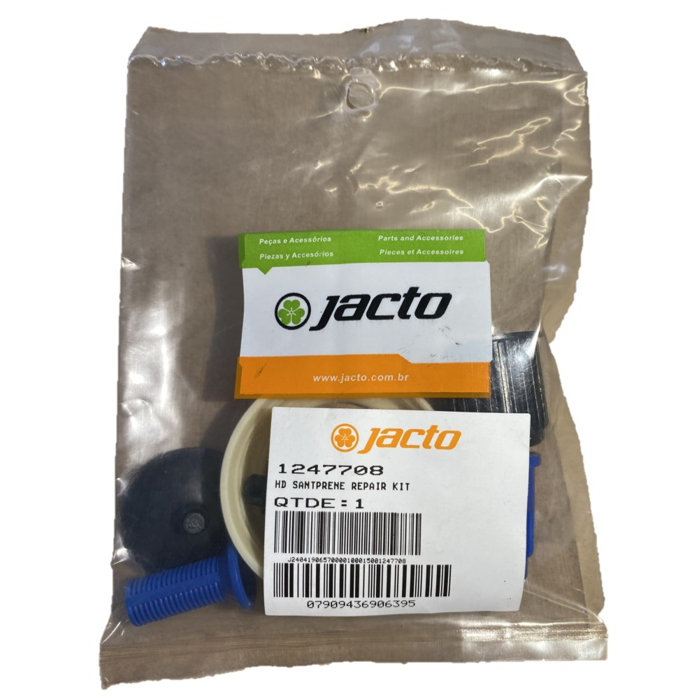 Jacto HD Blue Repair Kit-Santoprene