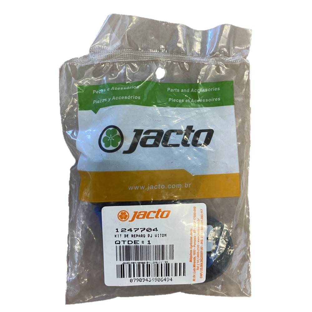 Jacto PJ Repair Kit- Viton