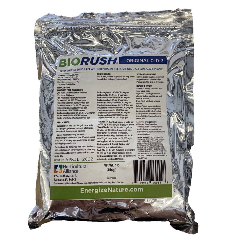 Bio Rush Original 1lb Bag