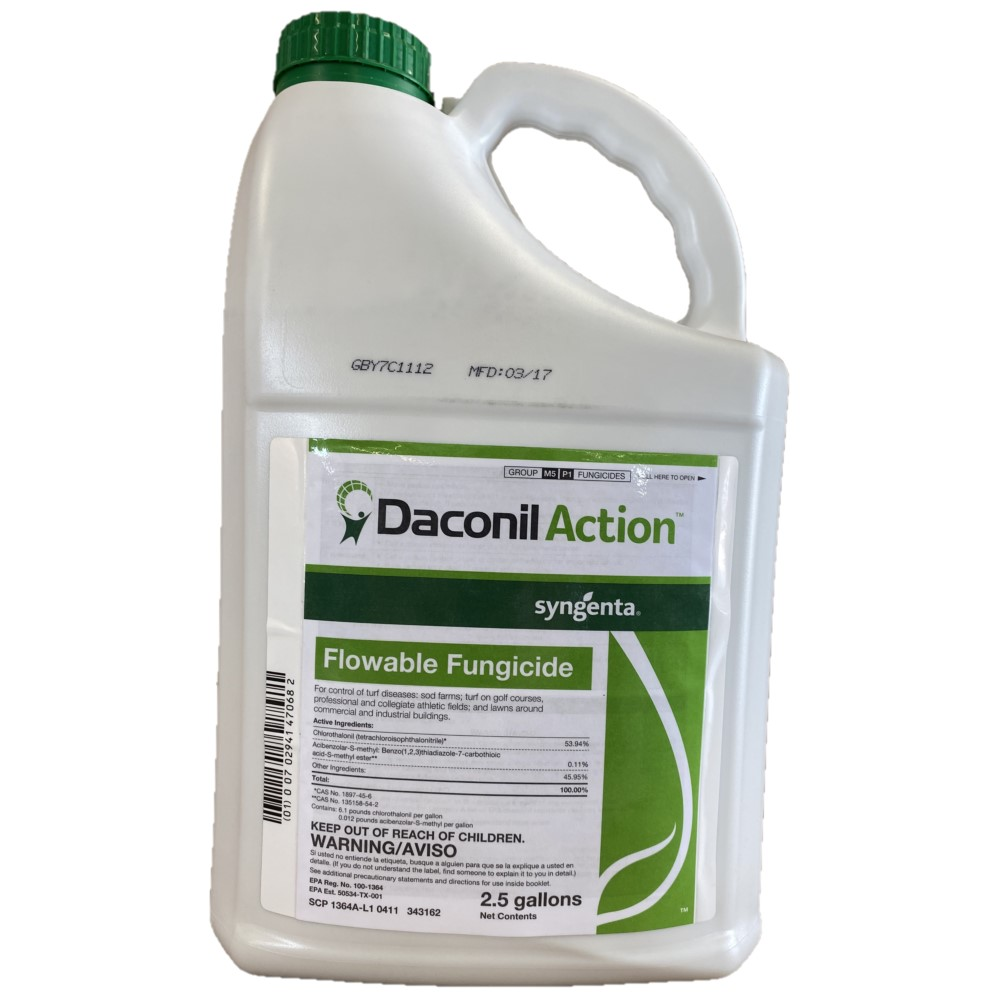 Daconil Action Agency