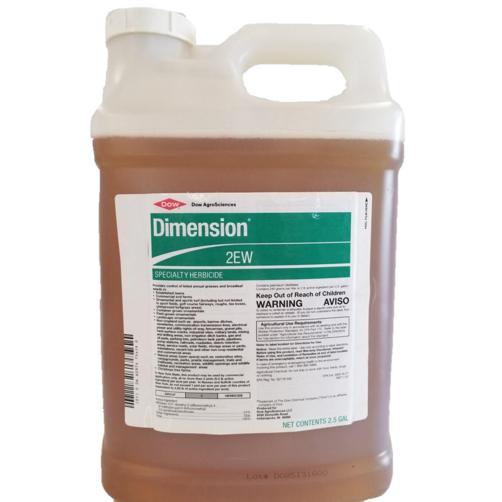 Dimension 2EW 2.5G