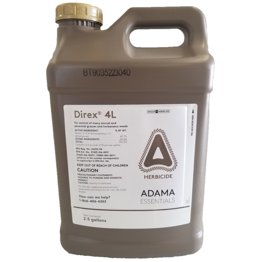 Direx 4L Liquid Diuron Herbicide 2.5 Gallon
