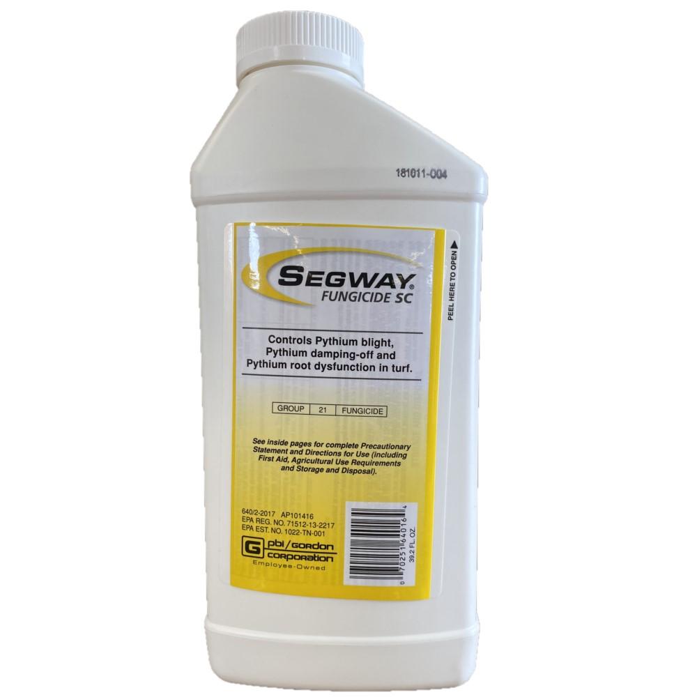 Segway Fungicide SC (Cyazofamid 34.5%) 39.2 Ounces.  Controls Pythium Disease On Turf