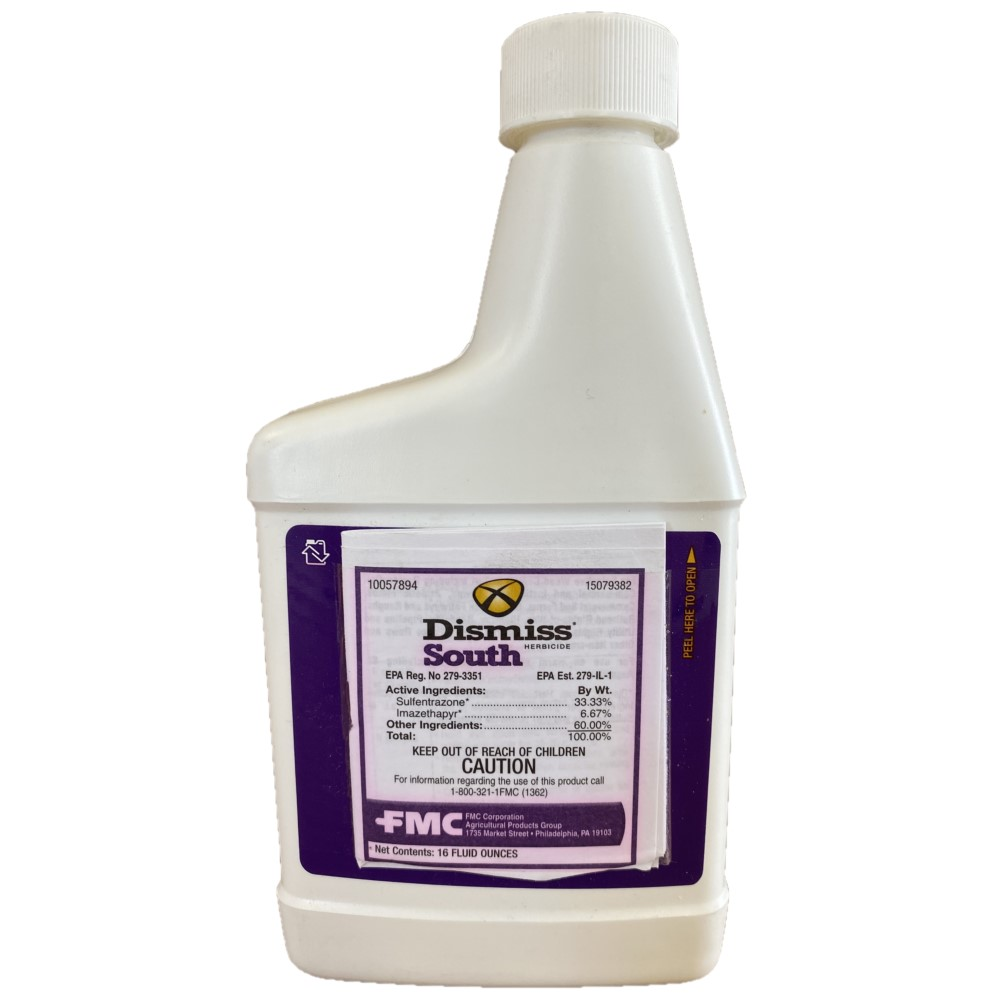 Dismiss South Herbicide