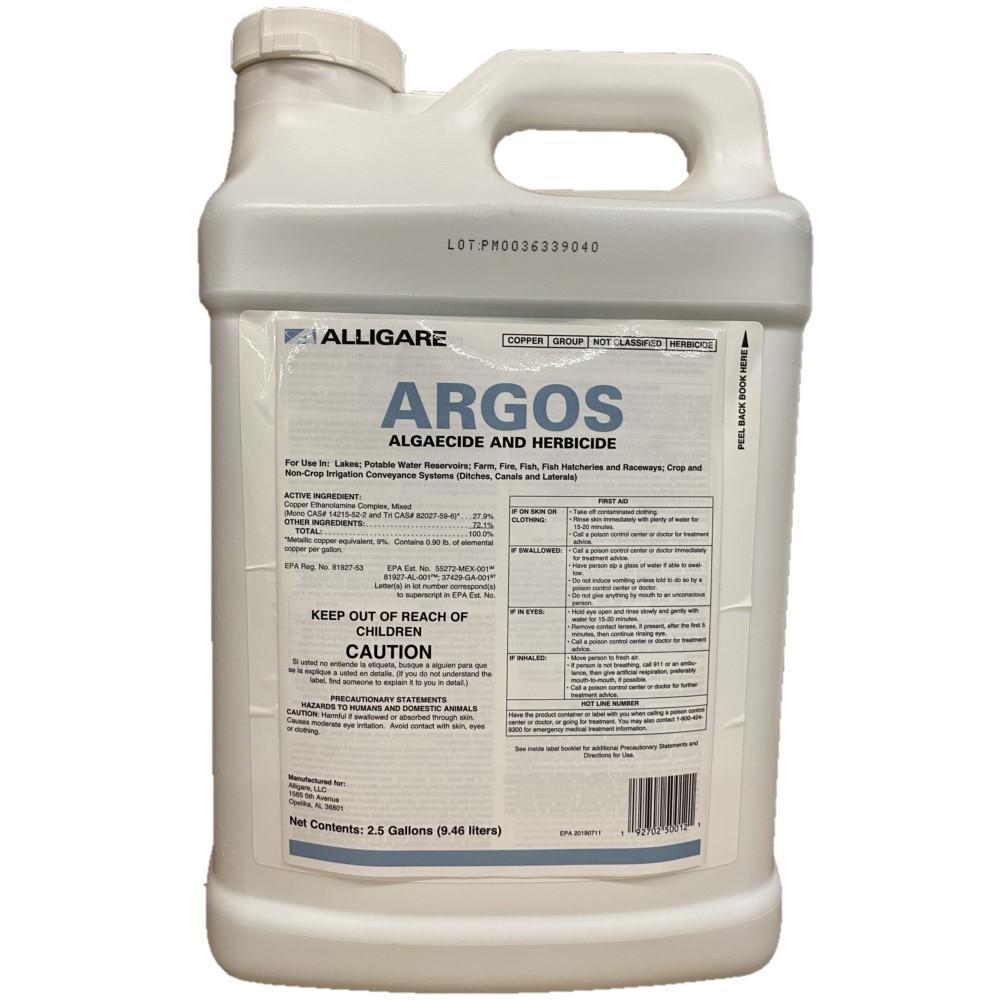 Argos Aquatic Algaecide and Herbicide