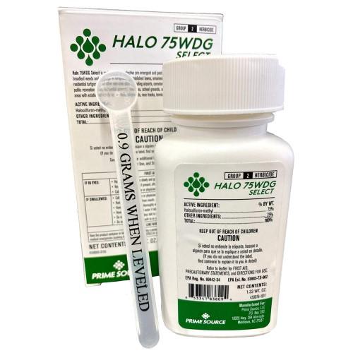 Halo 75 WDG Select, 1.33oz Halosulfuron-Methyl, (Compare to Sedgehammer)