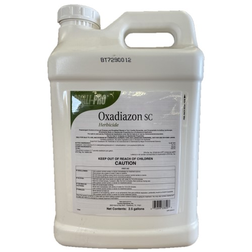 Oxadiazon 2SC Herbicide 2.5G