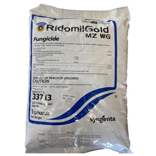 Ridomil Gold MZ WG 5#