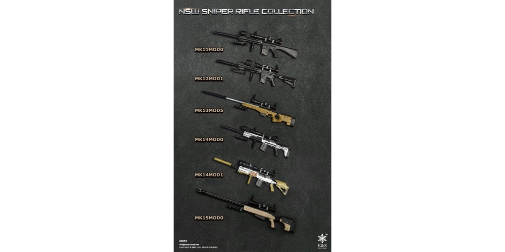osw.zone Check out the new NSW Sniper Rifle Set!