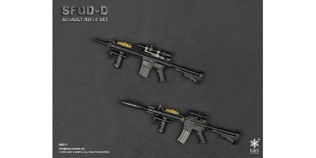 osw.zone Check out the new SFOD-D Assault Rifle Set!