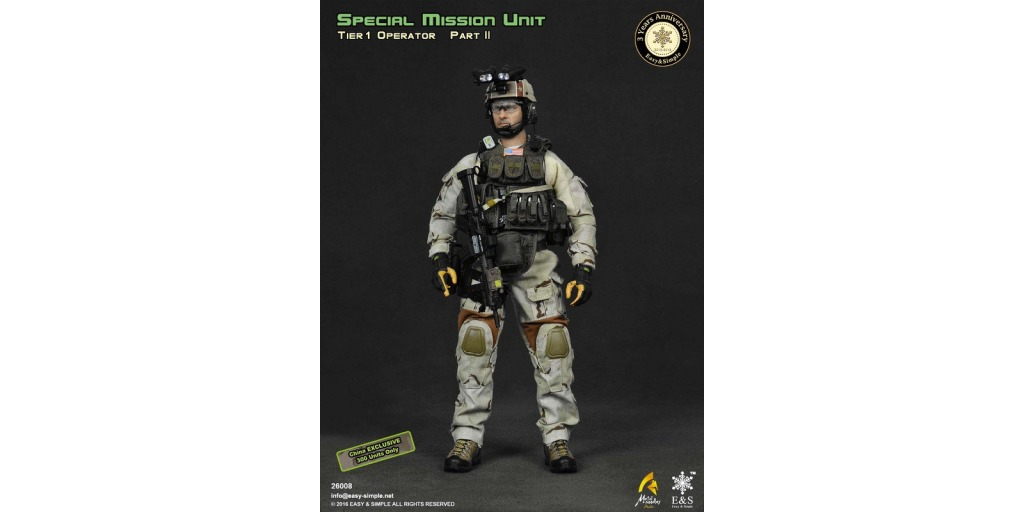 osw.zone Check out the new SMU Tier-1 Operator Part II China Exclusive Mint in Box!