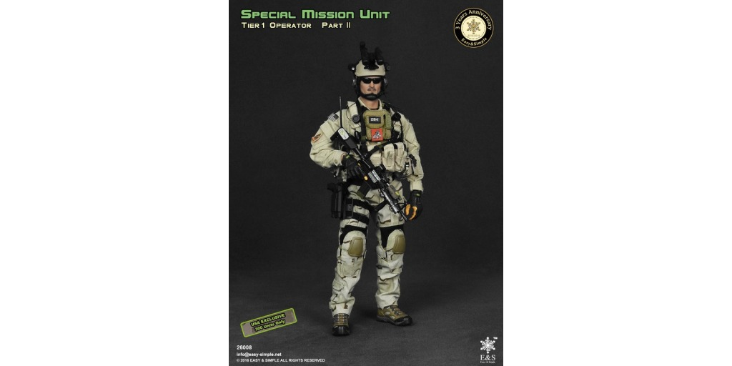 osw.zone Check out the new SMU Tier-1 Operator Part II USA Exclusive Mint in Box!