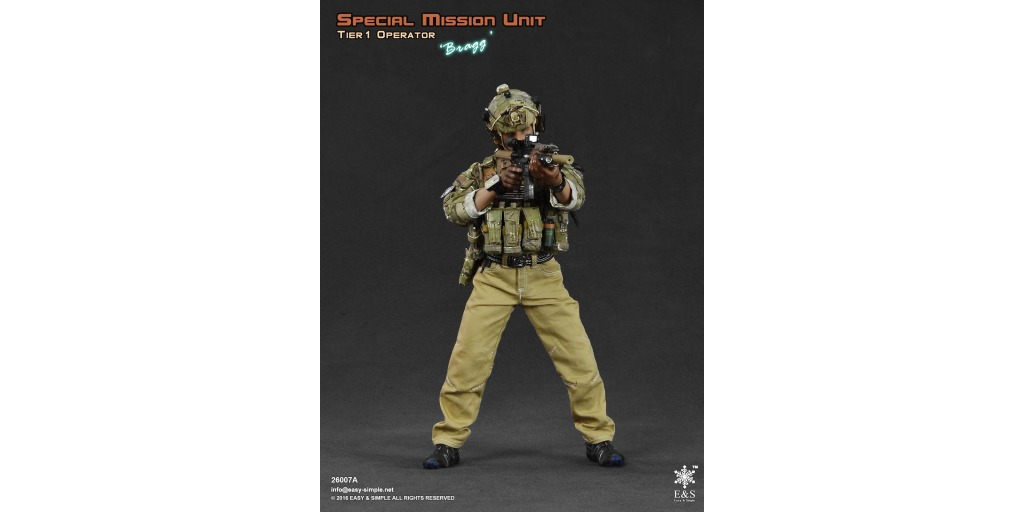 osw.zone Check out the new Special Mission Unit Operator BRAGG Tier 1 Mint in Box!