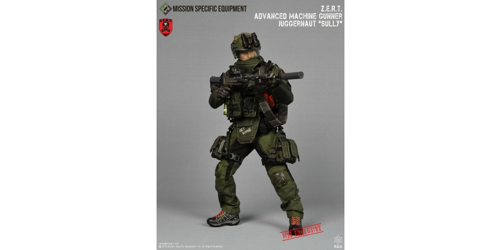 osw.zone Check out the new ZERT AMG Juggernaut Sully MSE OD Green Exclusive!