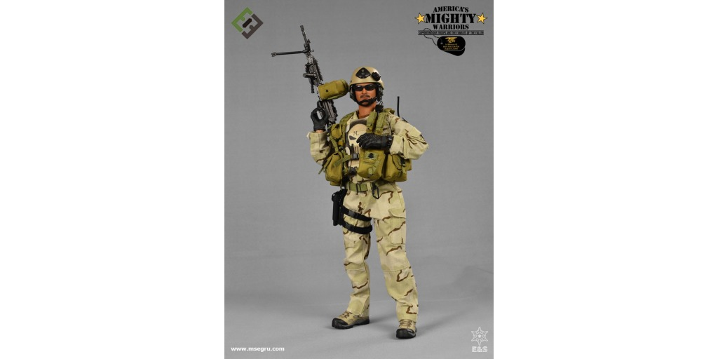 osw.zone Check out the new Marc Lee Tribute Seal Team 3 Charlie Platoon Deluxe Tribute Figure!